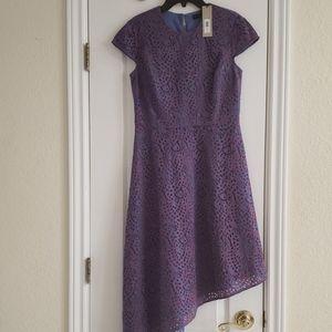 Banana Republic NEW asymmetrical lace dress